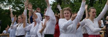Gründungsfest 100 Jahre Gesangverein